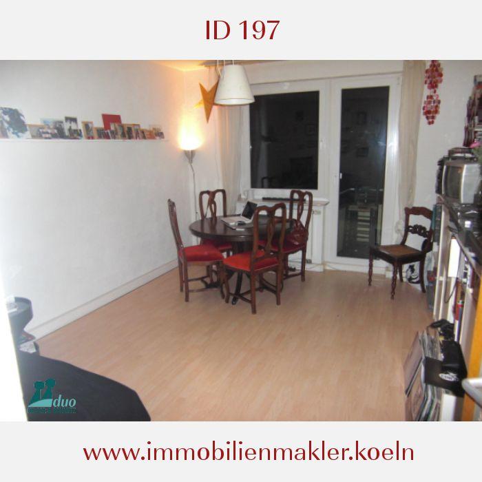 vermietete wohnung in 51065 k ln m lheim 2 zimmer 48 m. Black Bedroom Furniture Sets. Home Design Ideas