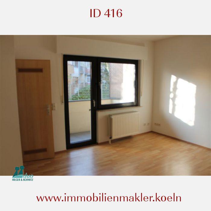 vermietete wohnung in 51065 k ln m lheim 2 zimmer 50 m. Black Bedroom Furniture Sets. Home Design Ideas