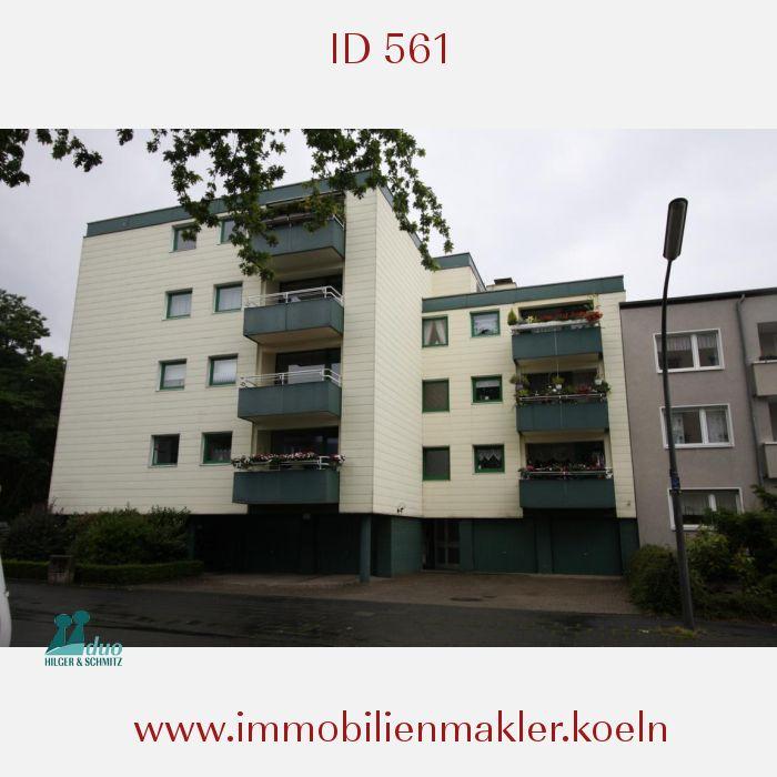 Vermietete Wohnung In 50737 Köln Weidenpesch